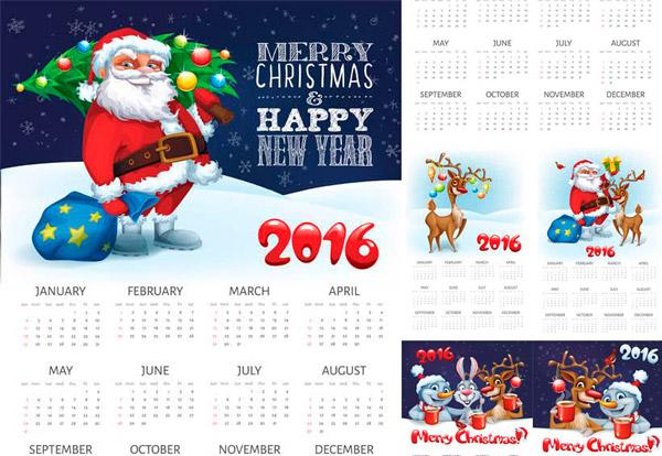 calendarios navide os 2016 para imprimir jumabu muchos